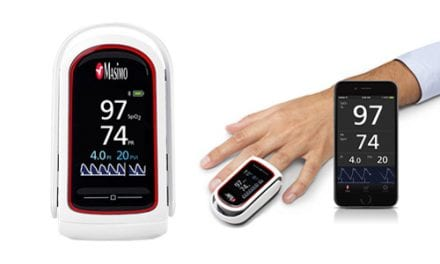 FDA Green-lights Masimo's MightySat Fingertip Pulse Oximeter
