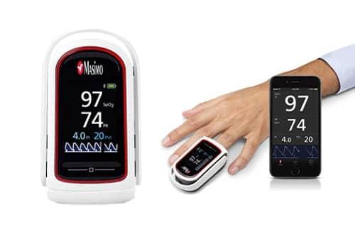 FDA Green-lights Masimo's MightySat Fingertip Pulse Oximeter