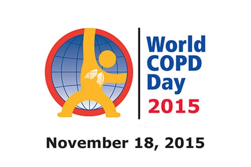 On World COPD Day, GOLD Says 'It's Not Too Late'
