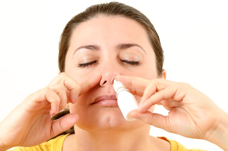 Nasal Corticosteroids Show Little Promise for Common Cold