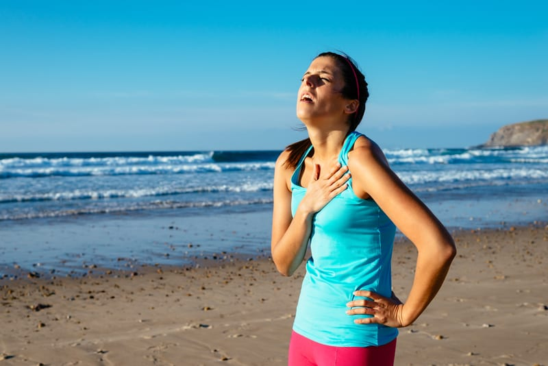 High Physical Activity Levels Associated with Poorer Asthma Control in Females