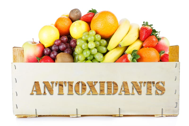 Antioxidants May Reduce Risk of COPD Among Men