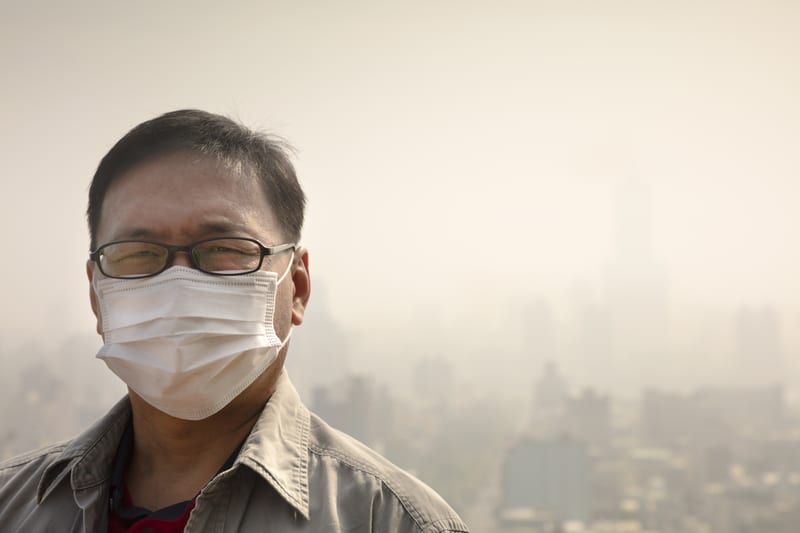 Rising Smog Levels Prompt Brisk Sales of Respiratory Masks in China