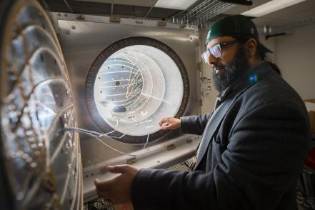 Improving MRI Capability to Detect Lung Diseases