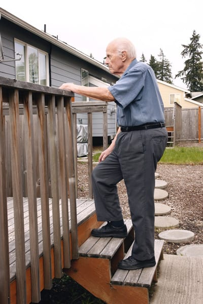 Frailty in COPD Patients Can be Reversed via Pulmo Rehab