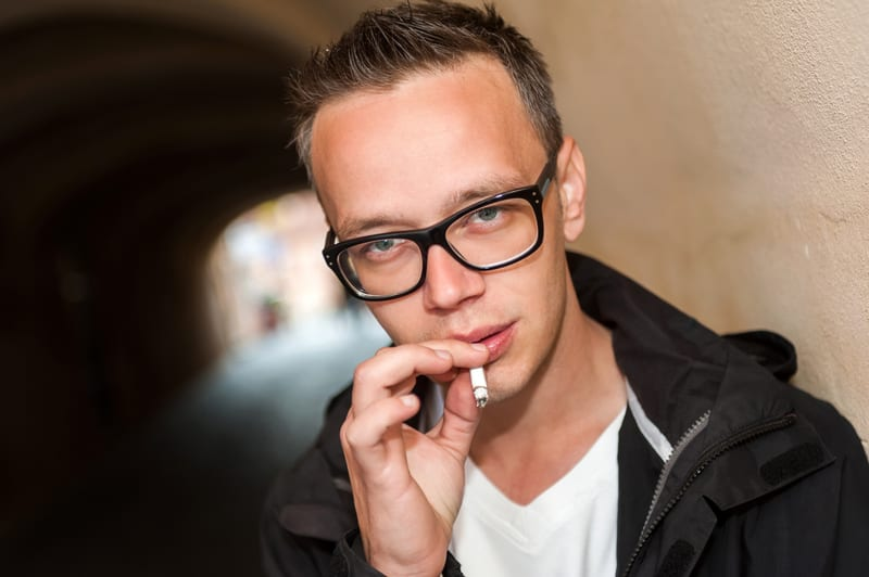 Gout Risk Lower Among Men Who Smoke