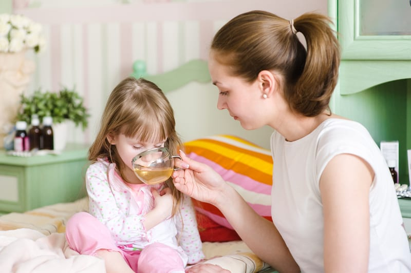 AAP: Home Remedies, Not OTC Meds for Child's Cough or Cold