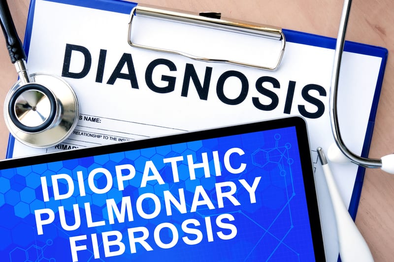 IPF, Not Aging, Could Be Causing Breathlessness
