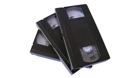 Canadian to Tear Apart VHS Tapes to Raise COPD Awareness