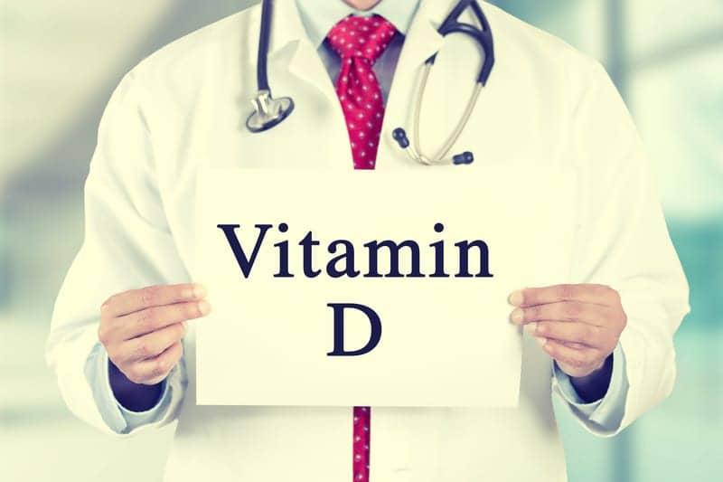 Pneumonia and Vitamin D Deficiency