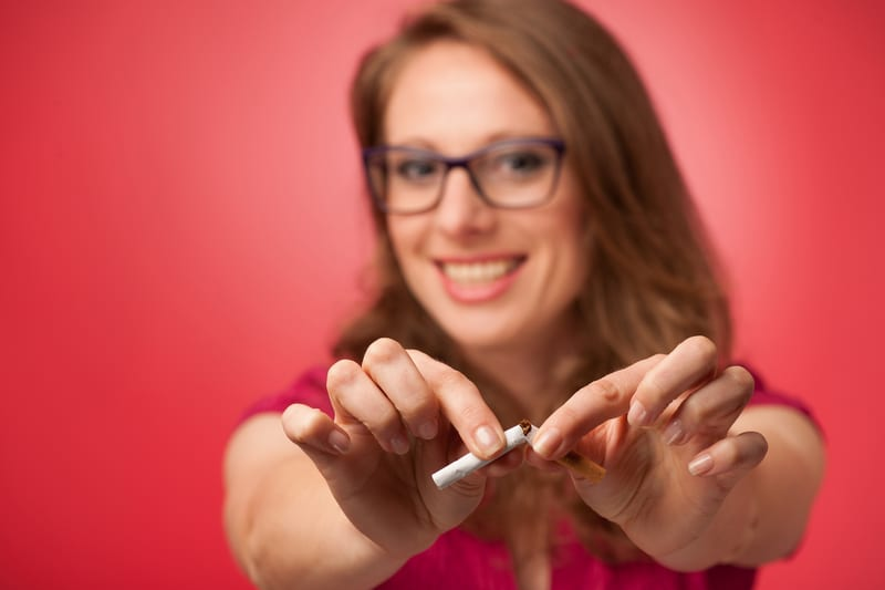 For Breast Cancer Patients, Never Too Late To Quit Smoking