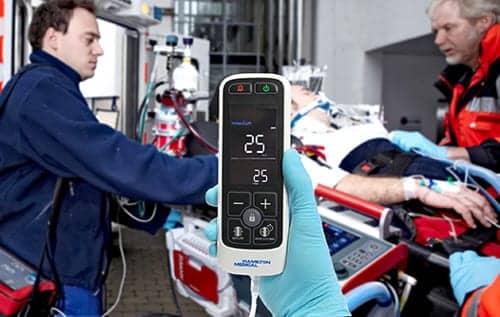 Hamilton Medical Launches IntelliCuff
