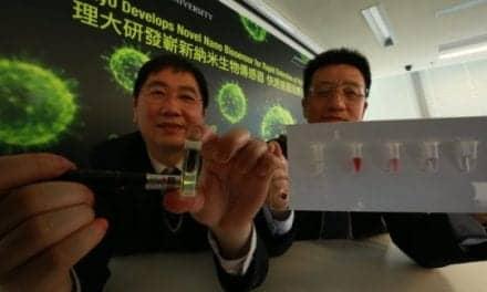 Novel Nano Biosensor Developed for Rapid Detection of Flu Virus