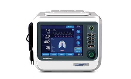 Hamilton-C1 Ventilator Now Approved for Neonates