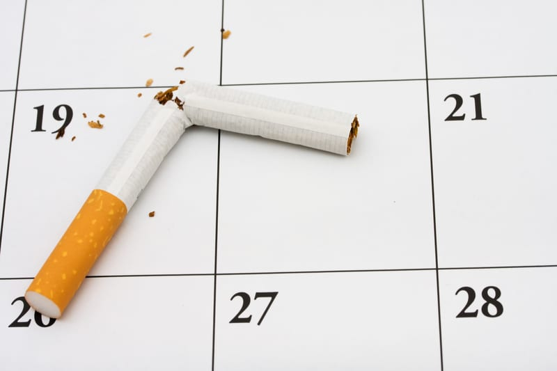 Combine Intervention, Referral for Smoking Cessation