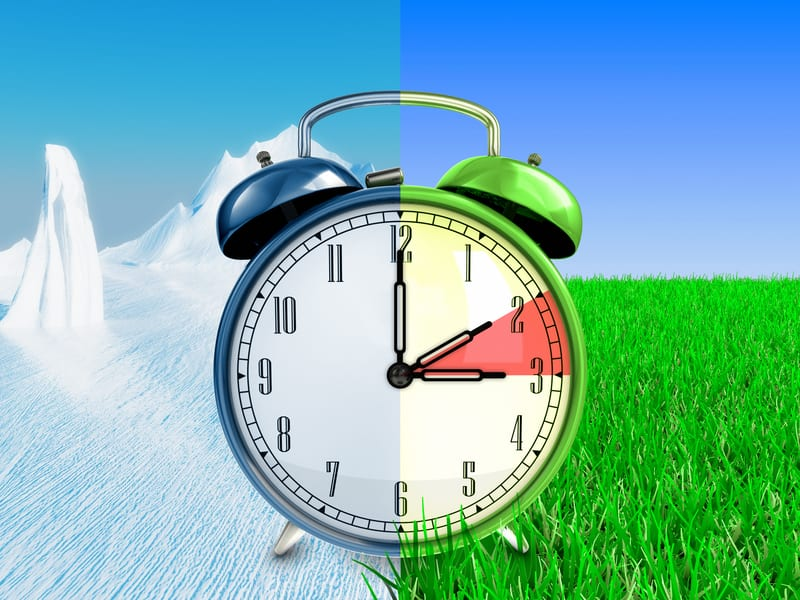 Why Daylight Saving Time Can Be Bad for Your Health
