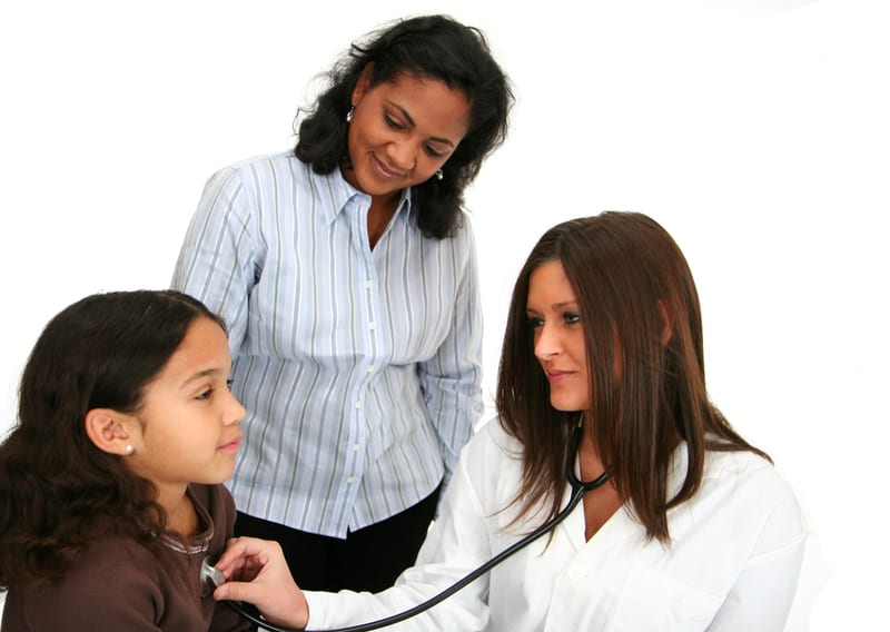 Asthma Often Undetected in Urban Teens