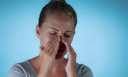 Reslizumab Effective in Chronic Sinusitis with Nasal Polyps