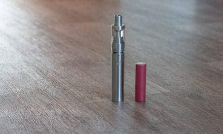 E-cigarette Explodes in Man's Pocket