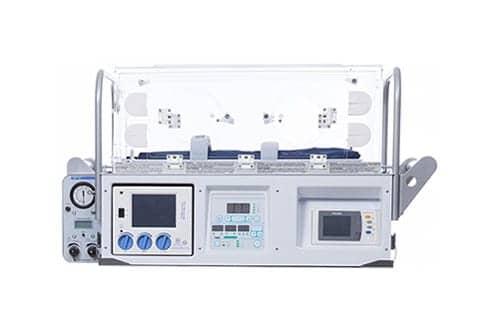 International Biomed Adding T1 Ventilator to Transport Incubators
