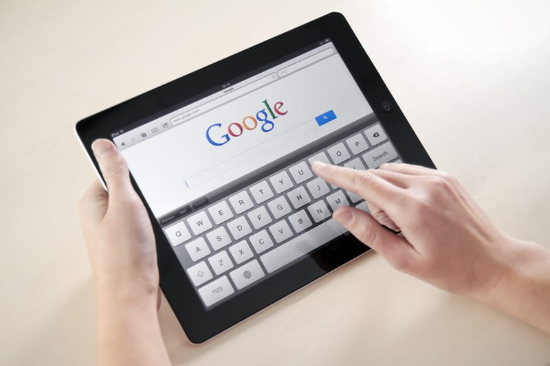 Less than 1% of Google E-cigarette Searches Focused on Quitting Smoking