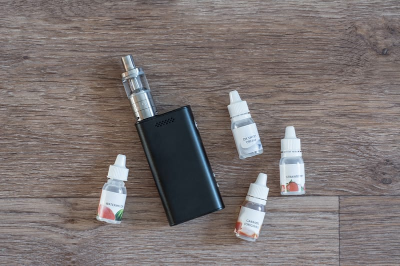 Most Online Liquid Nicotine Vendors Fail to Prevent Sales to Minors