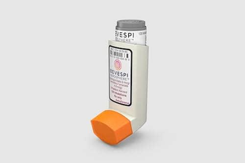 EU Approves Bevespi Aerosphere for COPD