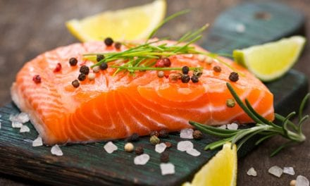 Eating Salmon During Pregnancy May Reduce Risk of Asthma in Offspring