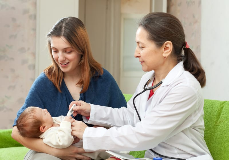 Respiratory Tract Infections in Newborns May Raise Diabetes Risk