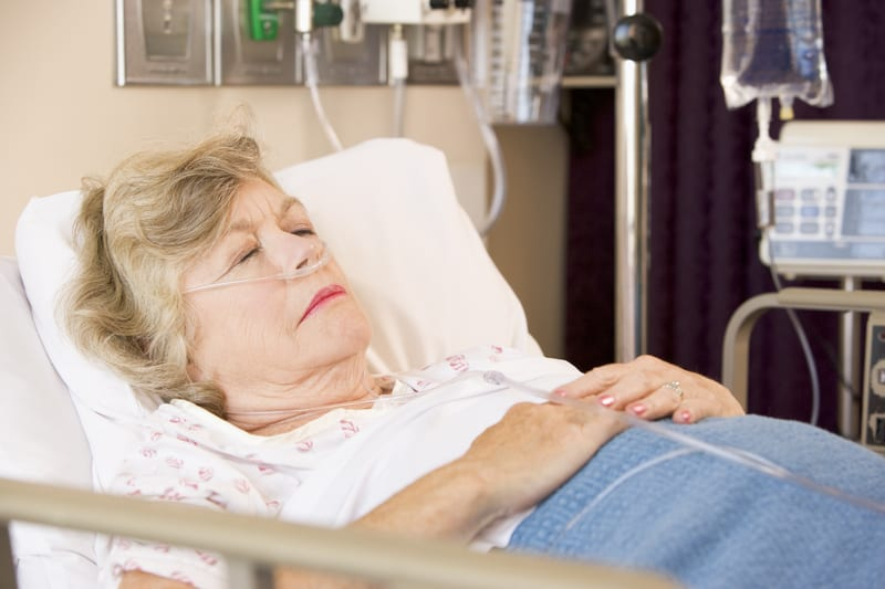 Sodium Deficiency Tied to Worse COPD Outcomes