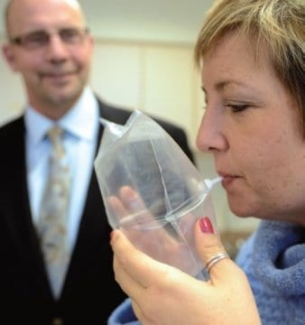 Lung Cancer Breath 'Signature' Presents Promise for Earlier Diagnosis