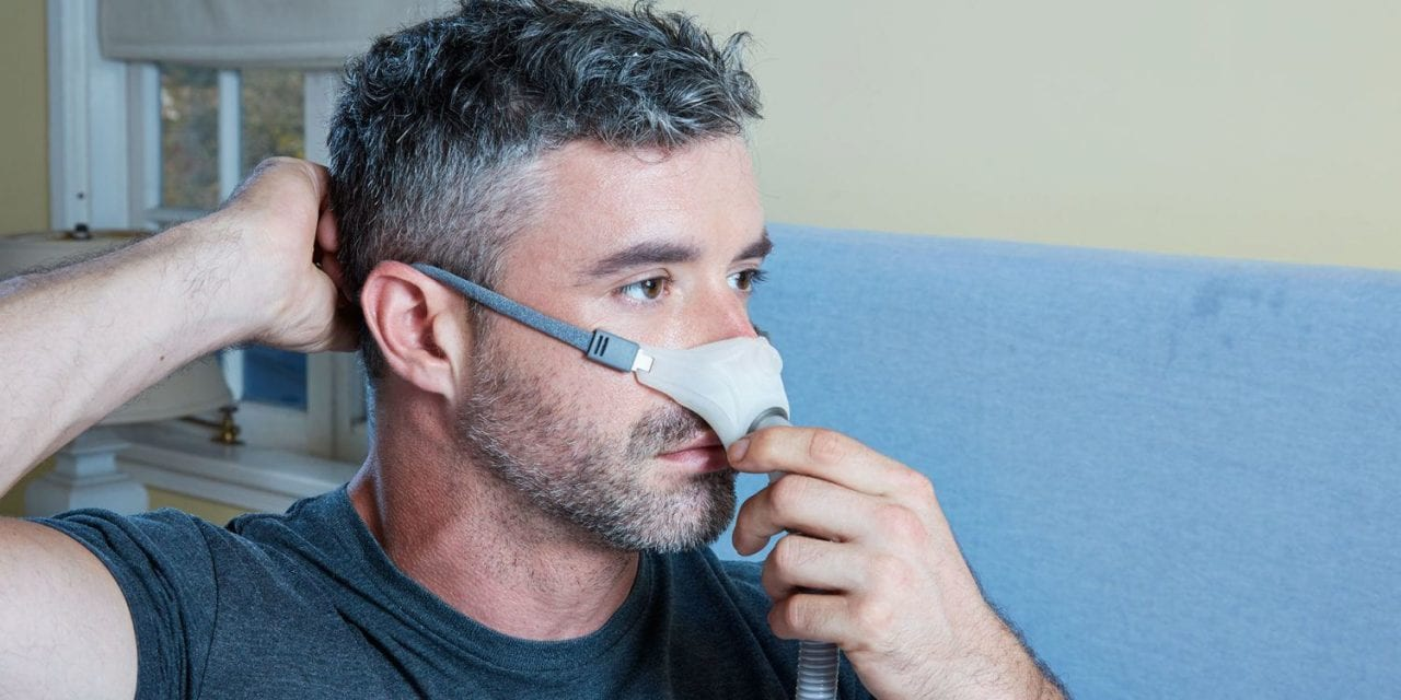 World's First 3D-printed CPAP Mask Closer to Development
