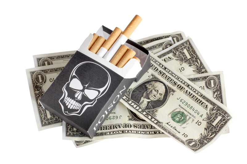 In All US Regions, Broad Support for Increasing Legal Age of Tobacco Sales