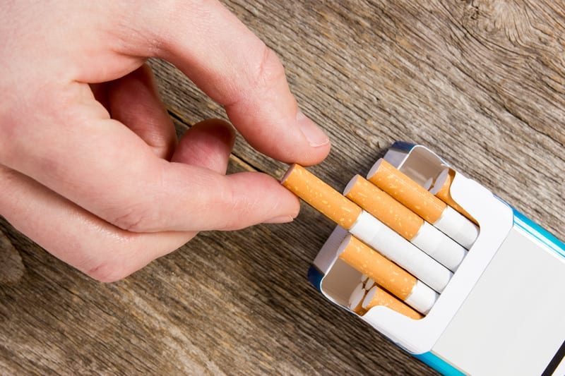 COPD Doesn't Keep Many Younger Patients From Smoking