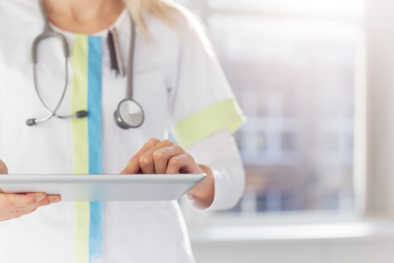 iPads Used to Track COPD, Heart Failure Patients at Home