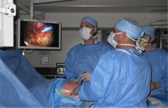 Clinical Trial to Test Minimally Invasive Surgery for Lung Cancer