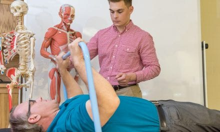 Researchers Test 'Exercise Table' for COPD Patients
