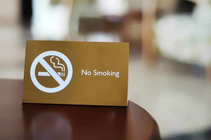 Going Smoke-Free Cut Secondhand Smoke in Public Housing