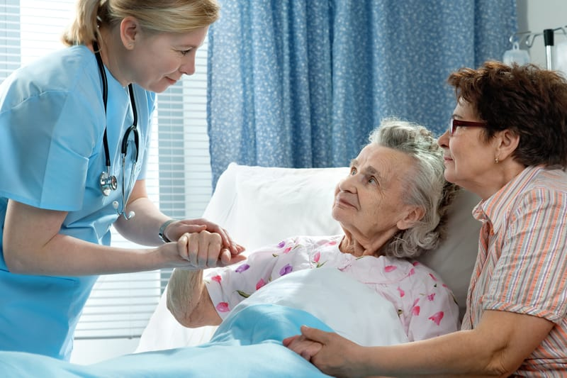 Advanced Age, Wound Care Among Risk Factors for Pneumonia in Healthcare Settings