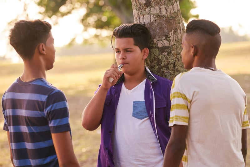 Schools and Parents Fight a Juul E-cigarette Epidemic