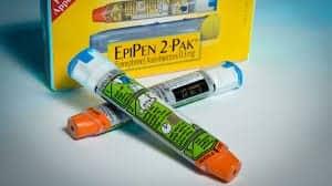 Mylan Announces EpiPen Recall