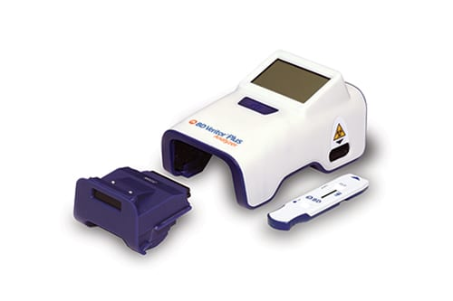 BD Launches Wireless POC Diagnostic for Flu, RSV