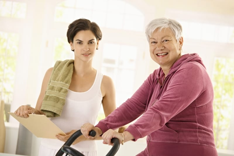 COPD Patients Who Live Alone are Less Active