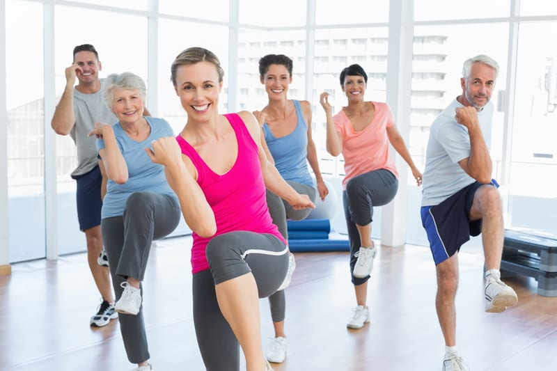 ERS: Exercise Curtails COPD Depression, Anxiety