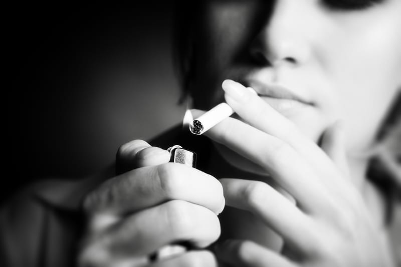 Smoking Linked to Thick Heart Walls, Reduction in Heart Pumping Ability