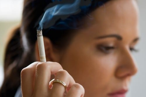 Vitamin C May Mitigate in Utero Harm from Pregnant Smoking