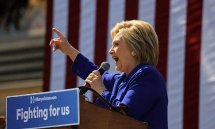 Hillary Clinton's Pneumonia Forces Her to Leave 9/11 Event Early