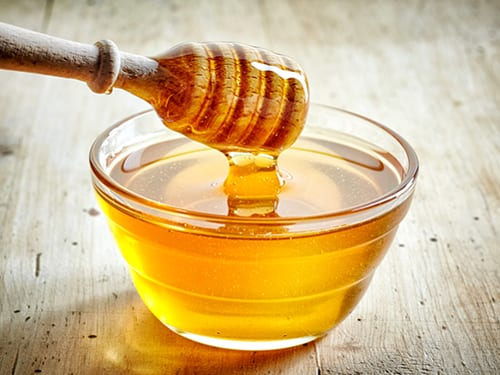 Honey Prevents Early Biofilm Formation