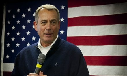Former House Speaker John Boehner Joins Big Tobacco