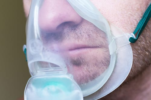 COPD: Adding NIV to Home Oxygen Therapy Improves Outcomes